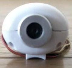 На Eachine E5C установлена достаточно простая камера