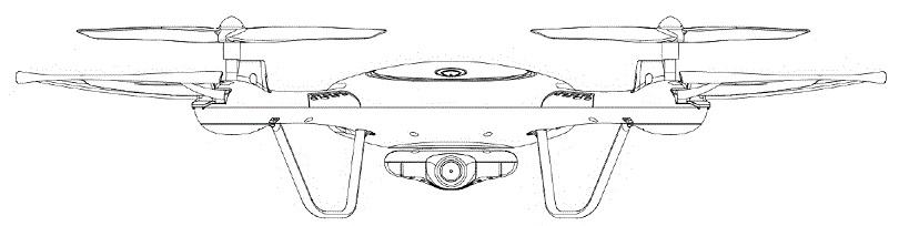 Инструкция для квадрокоптера Syma X5UW описывает основные особенности аппарата