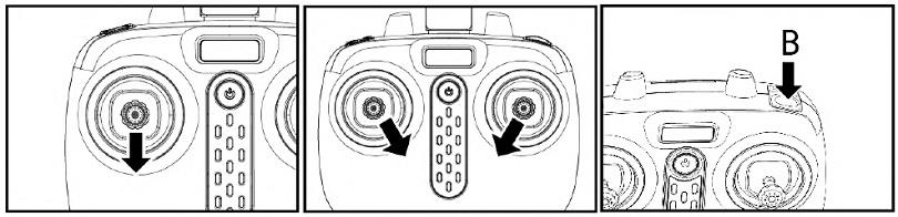 Инструкция для квадрокоптера Syma X5UW рассказывает о том, как правильно настроить устройство