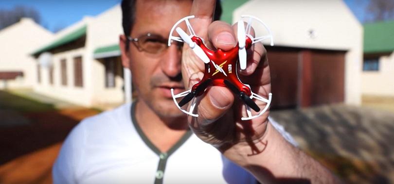 Инструкция для квадрокоптера Syma X12s обязательна к изучению