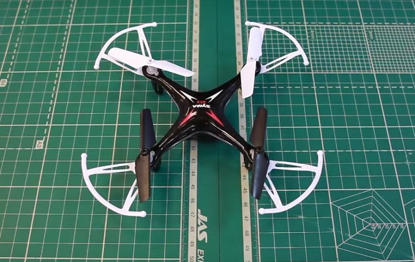 Инструкция для квадрокоптера Syma X13 обязательна к изучению