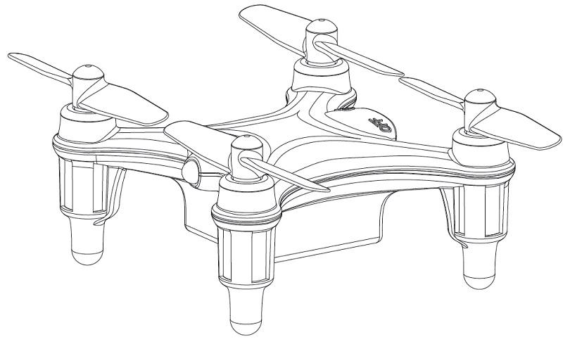 Инструкция для квадрокоптера Syma X12 описывает технику безопасности