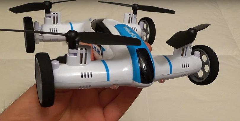 Инструкция для квадрокоптера-машины Syma X9 обязательна для изучения