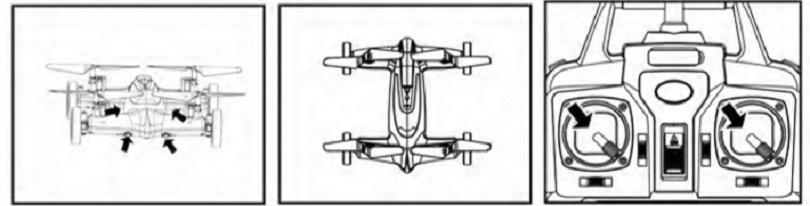 Инструкция для квадрокоптера-машины Syma X9 рассказывает об особенностях этой модели
