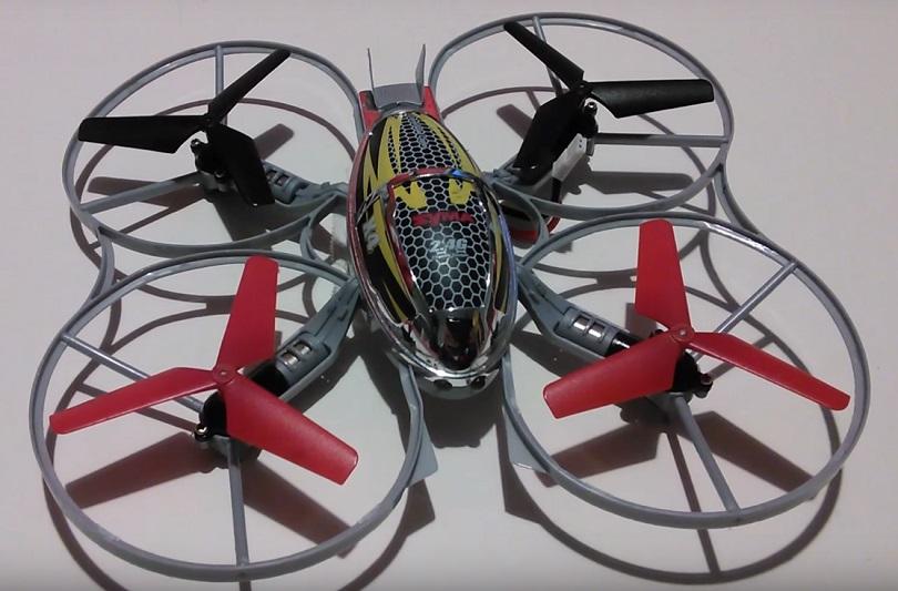 Инструкция для квадрокоптера Syma X4S обязательна к изучению