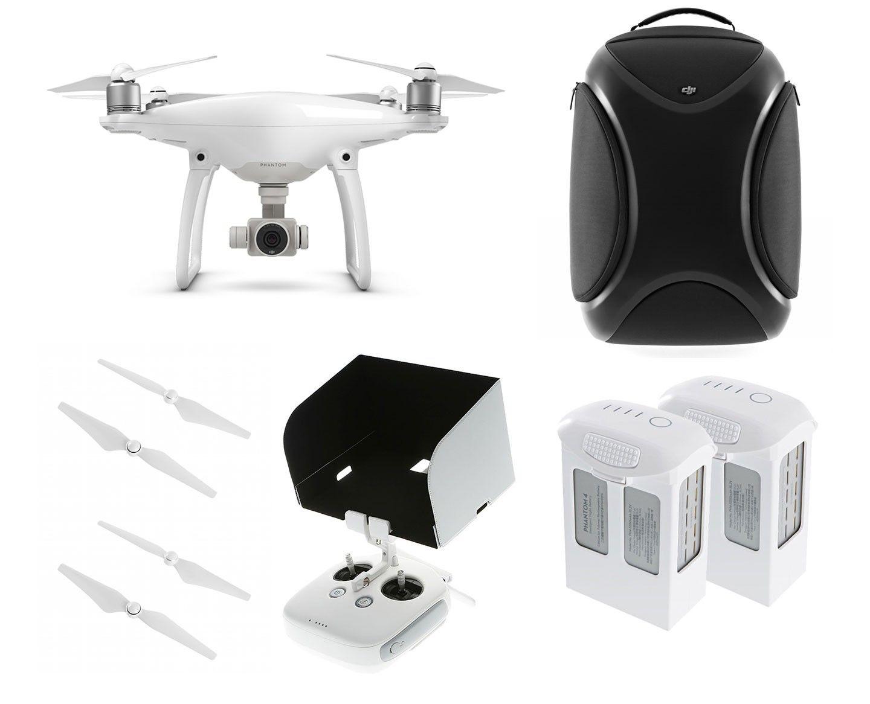Комплект лопастей к дрону phantom 4 pro фильтр cpl dji характеристики и показатели прозрачности